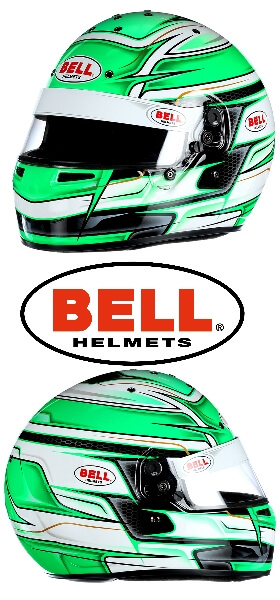 Cascos Bell Helmets racing para pilotos de competición de motorsport y karting