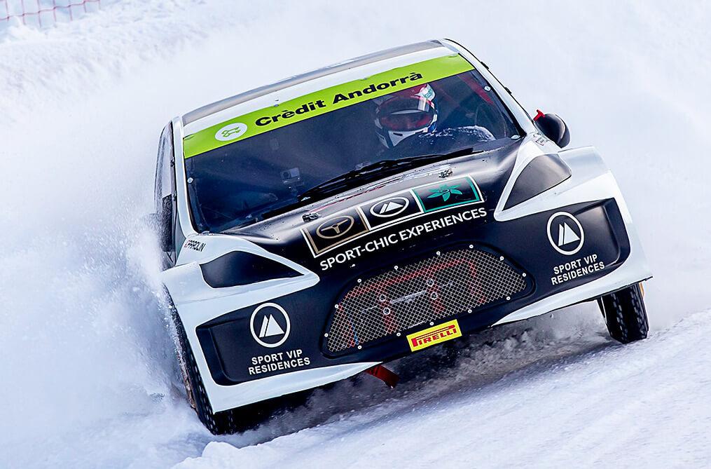 AFB Motorsport patrocinador de Marc Gené en las G Series de Andorra 2021