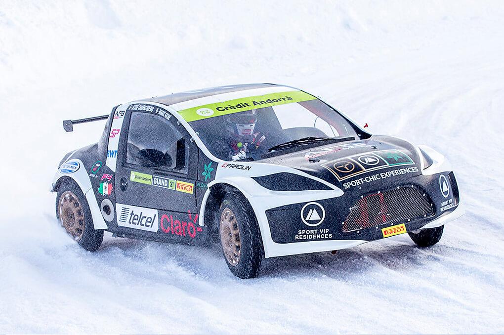 Carreras G Series sobre nieve 2021