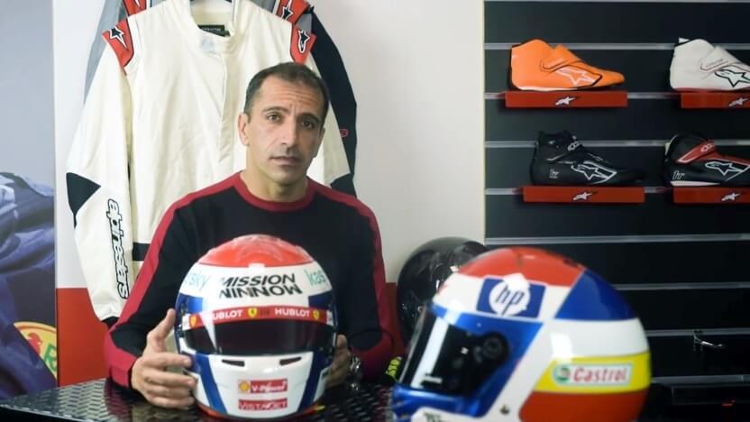 Entrevista a Marc Gené F1