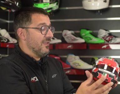 Unboxing y Review Charles Leclerc Mini Helmet 2019 – Monza – Edición Limitada