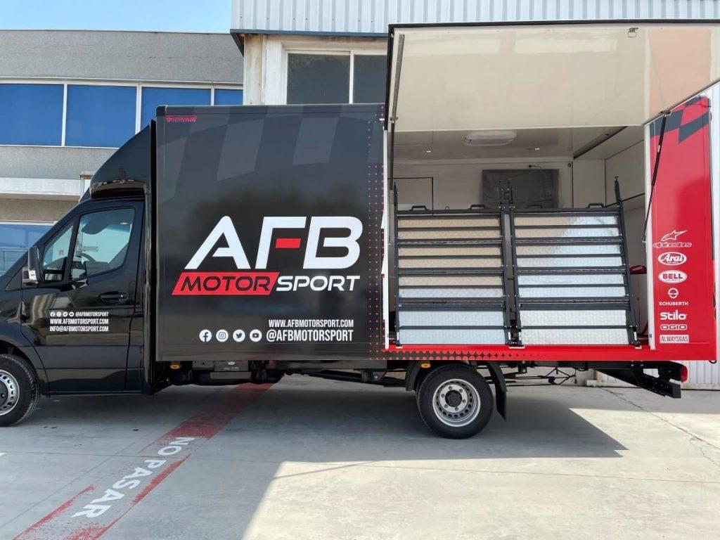 Tienda circuitos AFB Motorsport