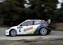 El secreto del Focus RS WRC 2003