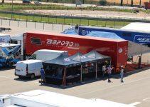 AFB Motorsport en el arranque del GT-CER en Navarra