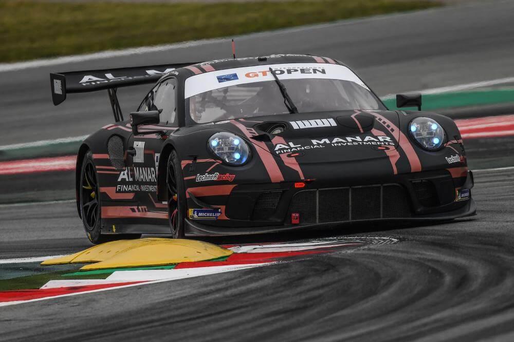 Andy Soucek Porsche 911 GT3-R
