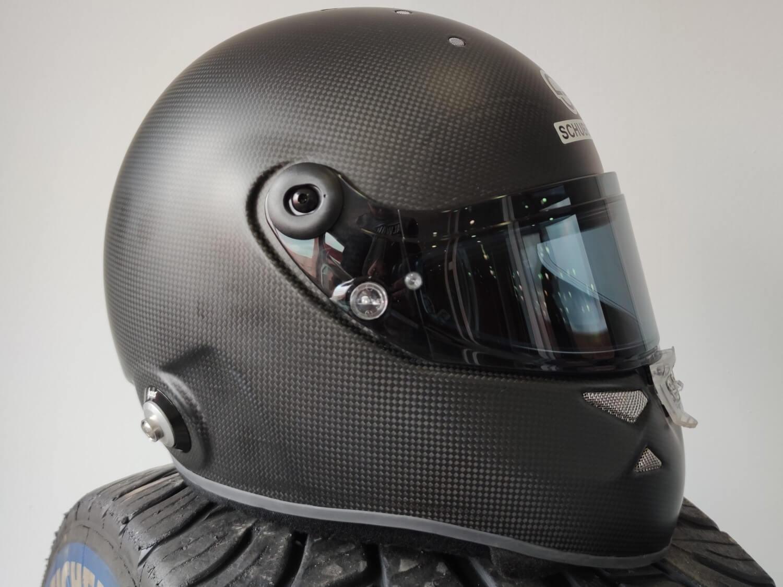 Casco homologación FIA 8860-2018 ABP