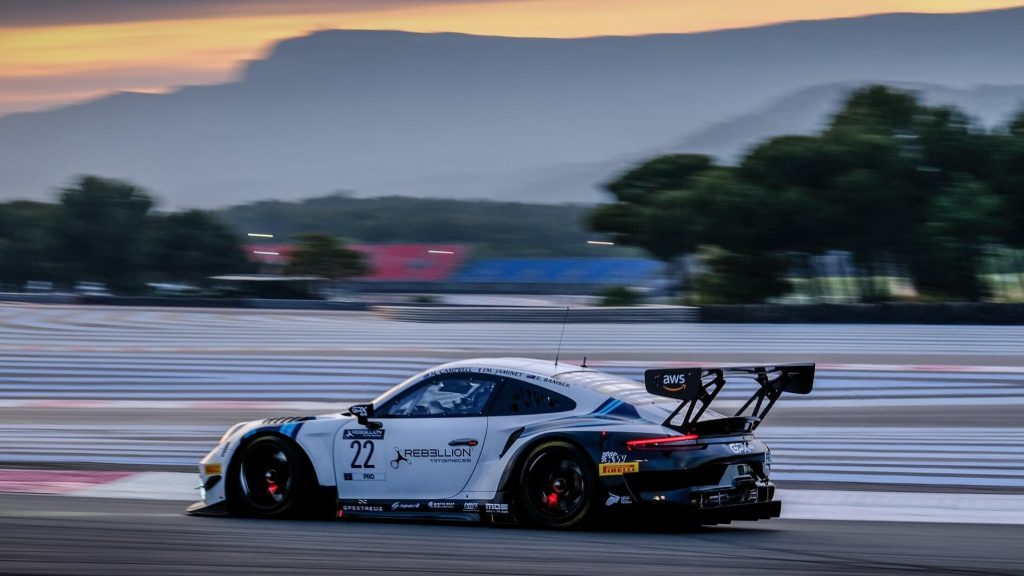 Porsche GPX Racing Team