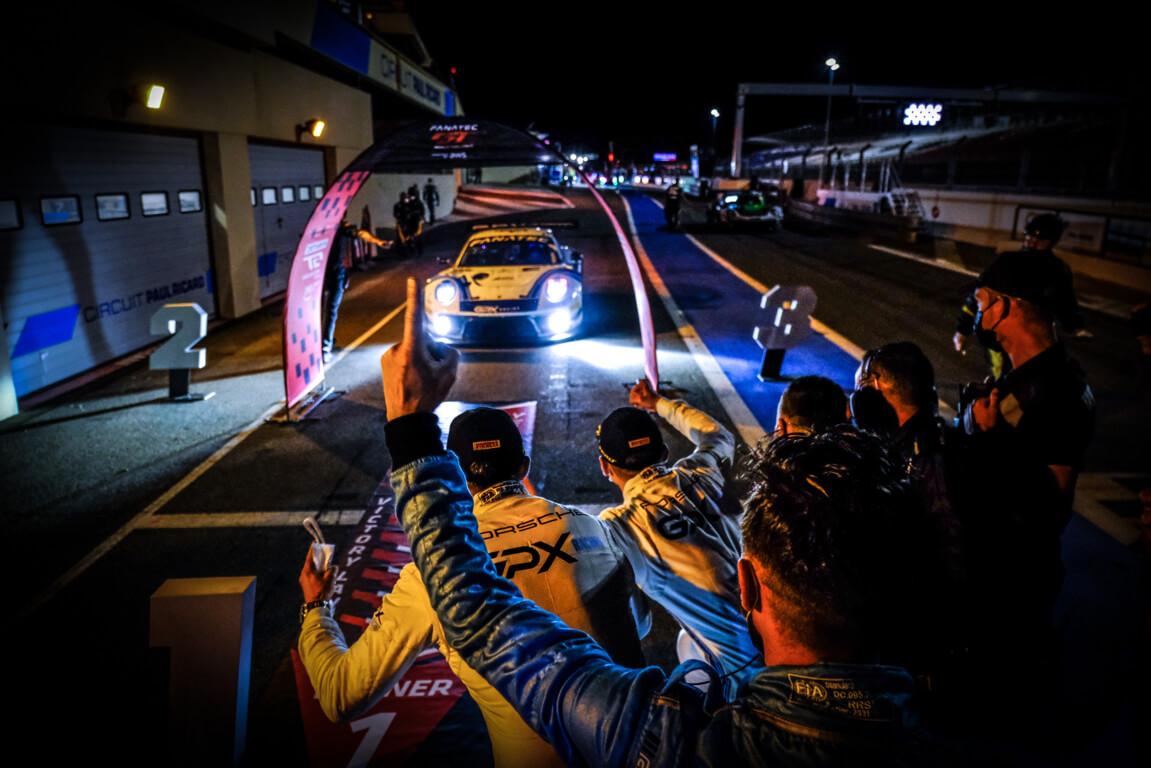 Ganador Paul Ricard GTWC