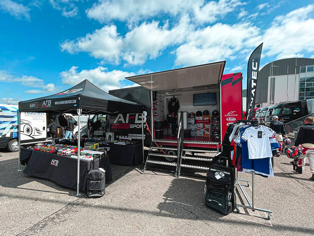 AFB Motorsport circuito Magny-Cours 2021