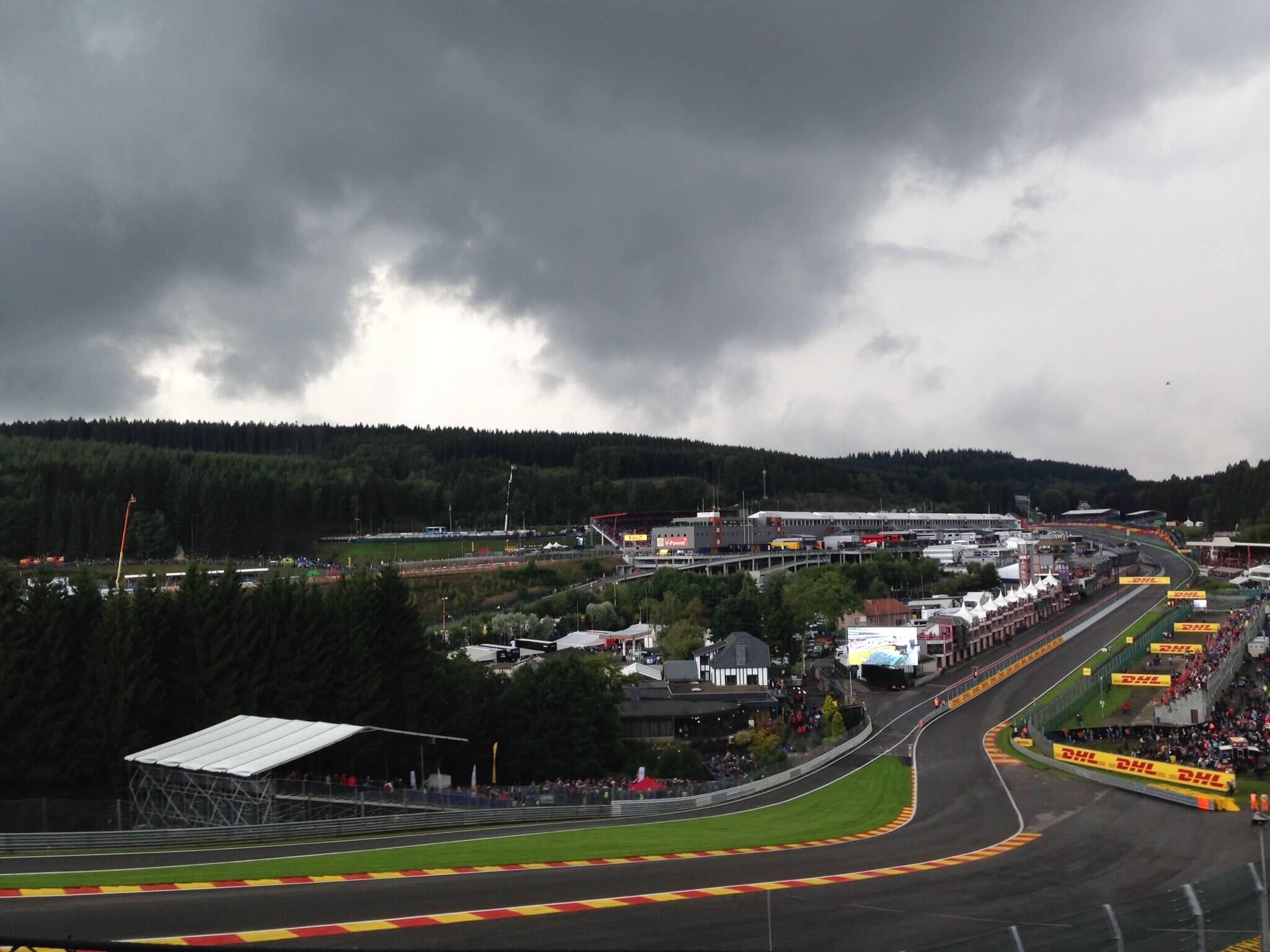 International GT Open Spa Francorchamps 2021