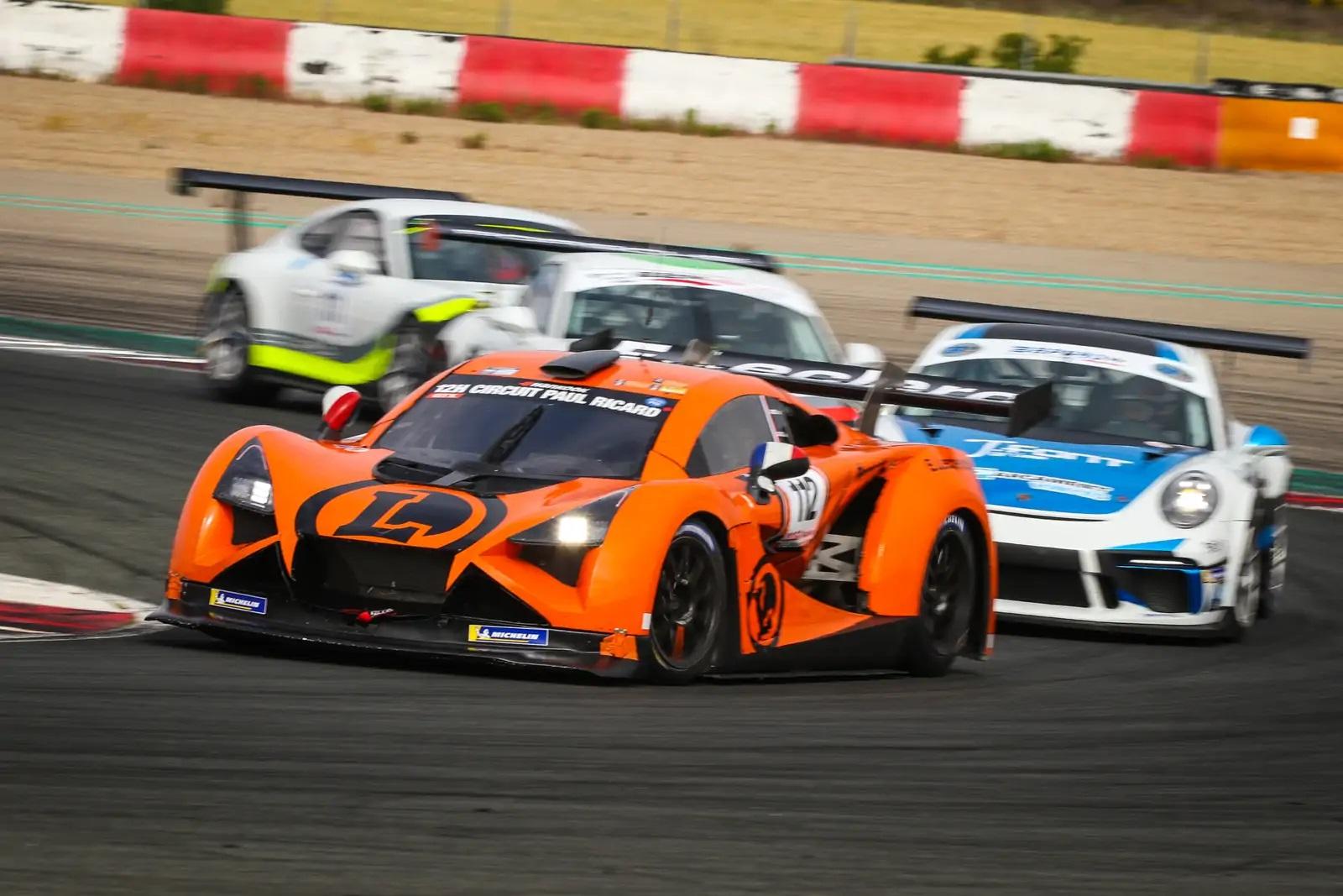 Motorland Aragón recibe al GT-CER