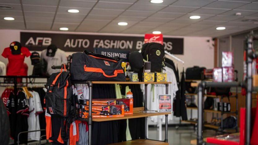 Nueva tienda y showroom de AFB Motorsport
