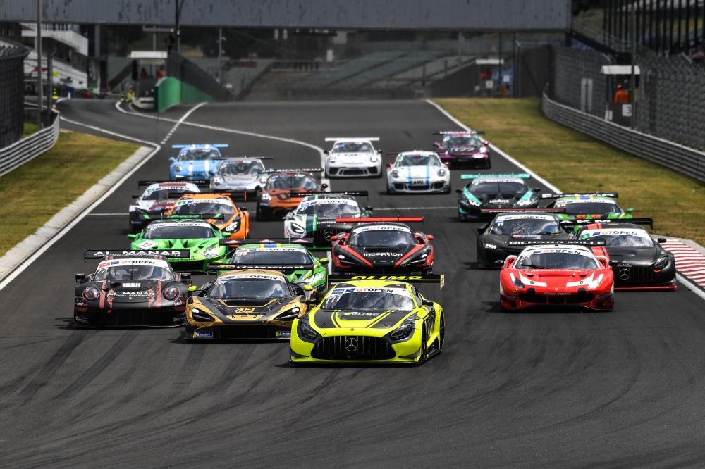 International GT Open Hungaroring