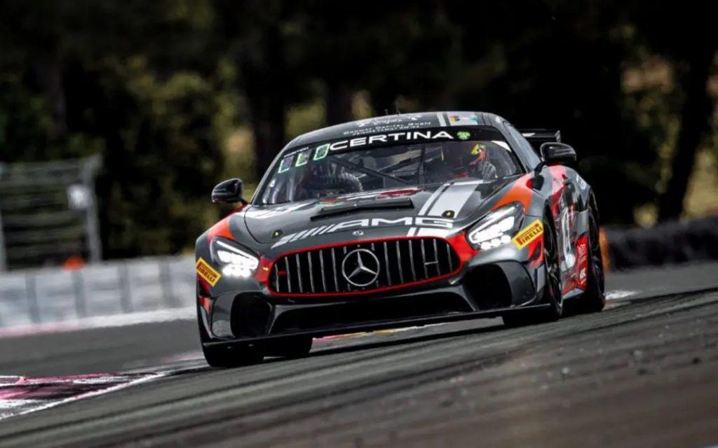 NM Racing Team sigue en la pelea por el título europeo de GT4