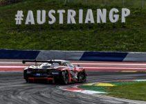 Lamborghini y Aston Martin se reparten las victorias del GT Open en el Red Bull Ring