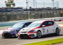 El Racing Weekend llena las gradas en Valencia