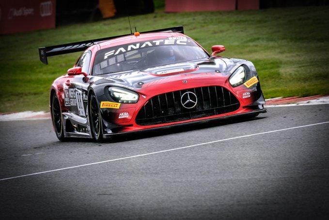 Mercedes GT World Challenge